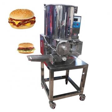Hamburger&Chips Paper Box Making Machine