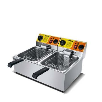 Mcdonalds Kitchen Equipment Counter Top Pressure Fryer