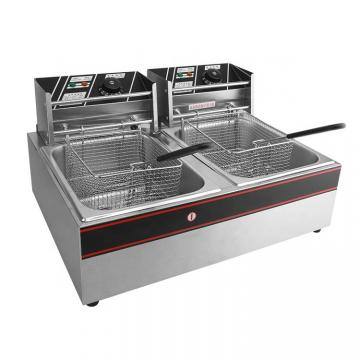 Commercial Automatic Temperature Control Oil Fryer Machine