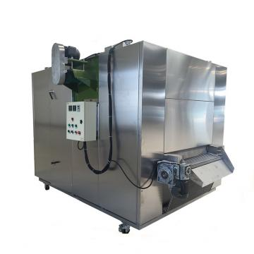Tunnel Type Micro Wave Graphite Drying Machine Oven Dryer