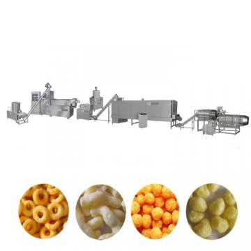 Corn Rings Curls Snacks Machine Extruder Machinery
