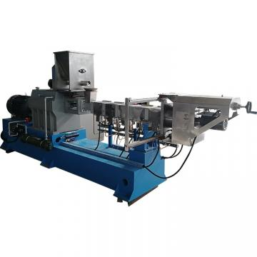 Automatic Floating Fish Feed Making Machine Pet Fish Feed Pellet Extruder Production Line