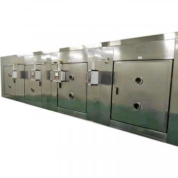 Gas Combustion Continuous Conveyor Dryer/Tunnel Dryer