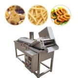 Automatic Microcomputer Potato Double Tank Double Basket Deep Fryer